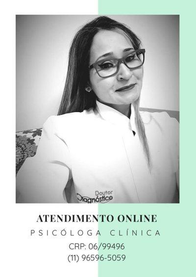 Léia Moraes – Psicóloga Clínica